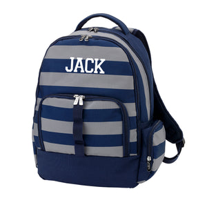 Personalized Backpack - Greyson