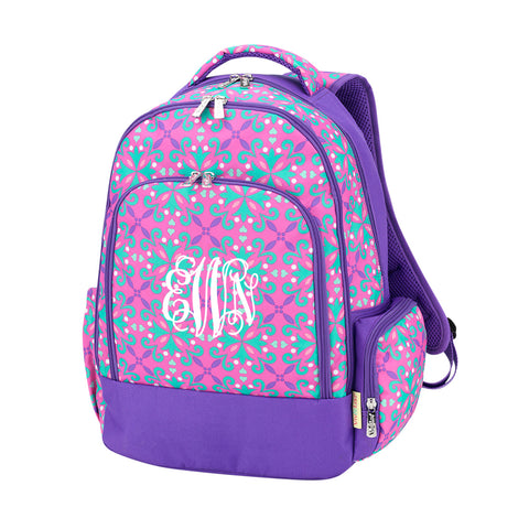 Personalized Backpack - Lila