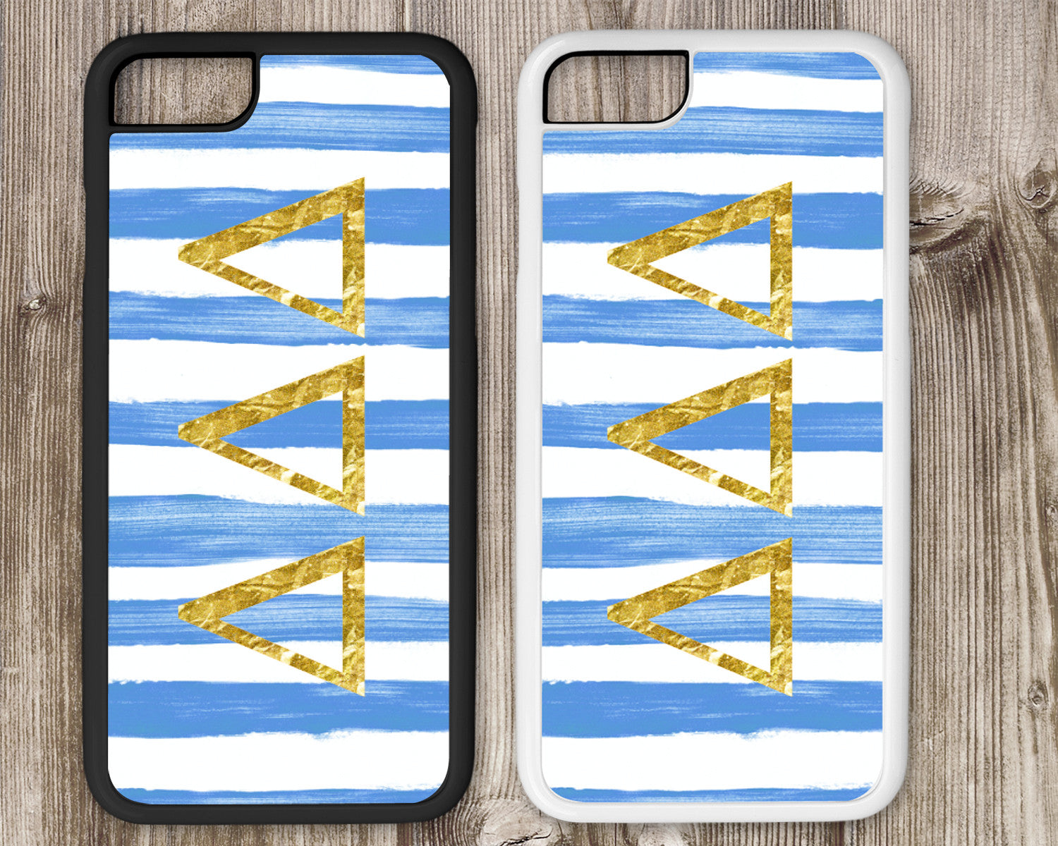 Delta Delta Delta Cell Phone Case