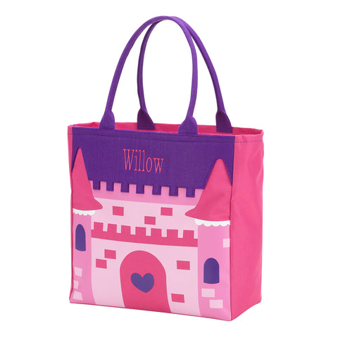 Castle Halloween Tote Bag
