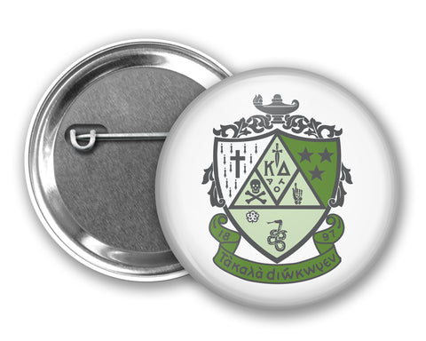 Kappa Delta Pin Back Button