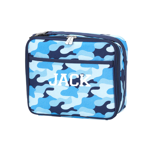 Personalized Lunchbox - Cool Camo