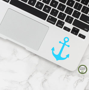 Delta Gamma Anchor Decal