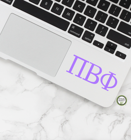 Pi Beta Phi Decal