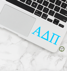 Alpha Delta Pi Decal