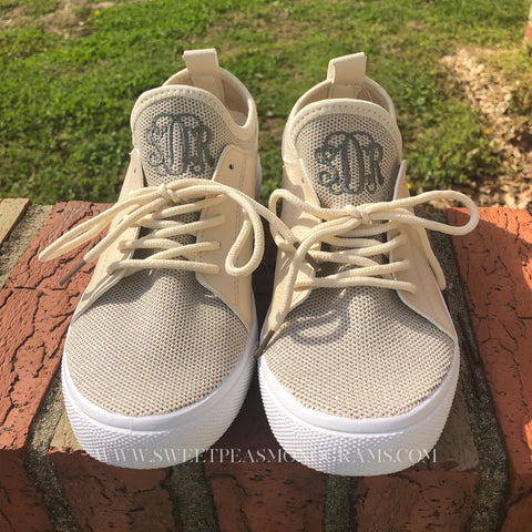 Monogram On the Run Sneakers
