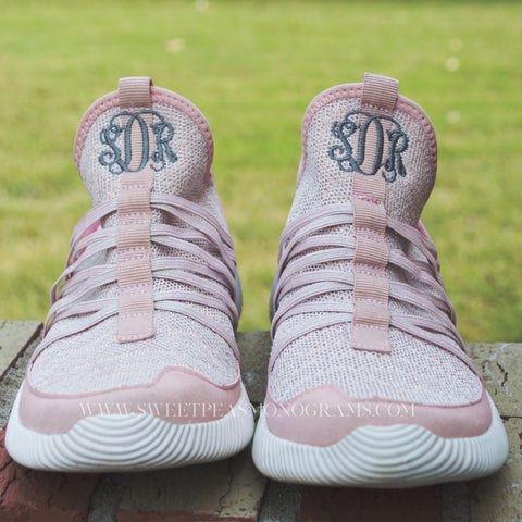 Monogram Tennis Shoes