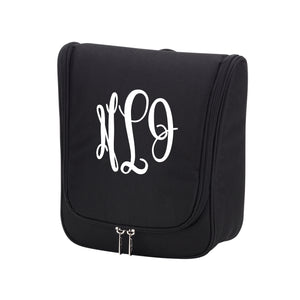 Hanging Travel Case - Black