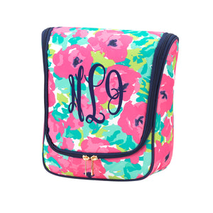 Hanging Travel Case - Grace Floral