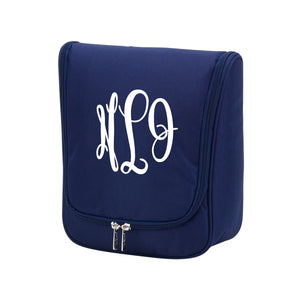 Hanging Travel Case - Navy