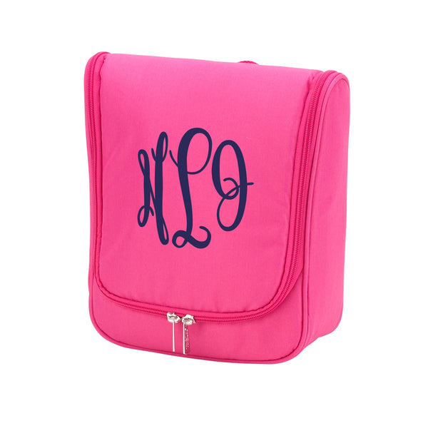 Hanging Travel Case - Pink