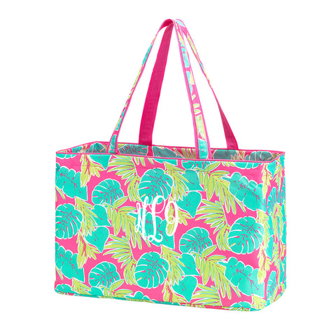 Monogram Ultimate Tote - Totally Tropics