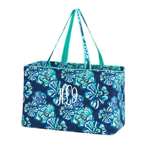 Monogram Ultimate Tote - Maliblue