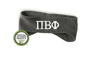 Pi Beta Phi Fleece Headband