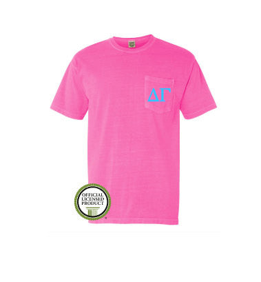 Delta Gamma Pocket Tee