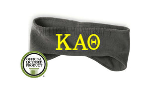Kappa Alpha Theta Fleece Headband