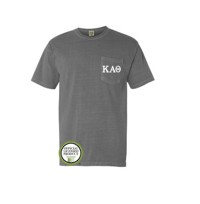 Kappa Alpha Theta Pocket Tee