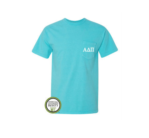 Alpha Delta Pi Pocket Tee
