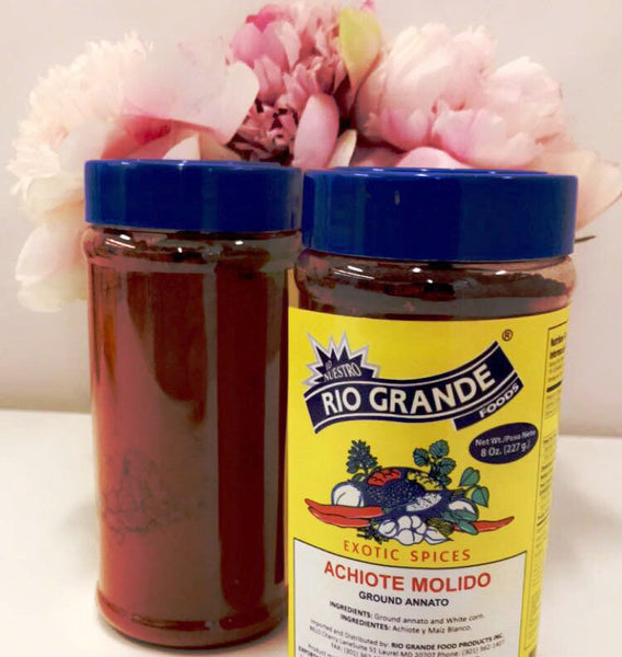 Achiote Molido Natural