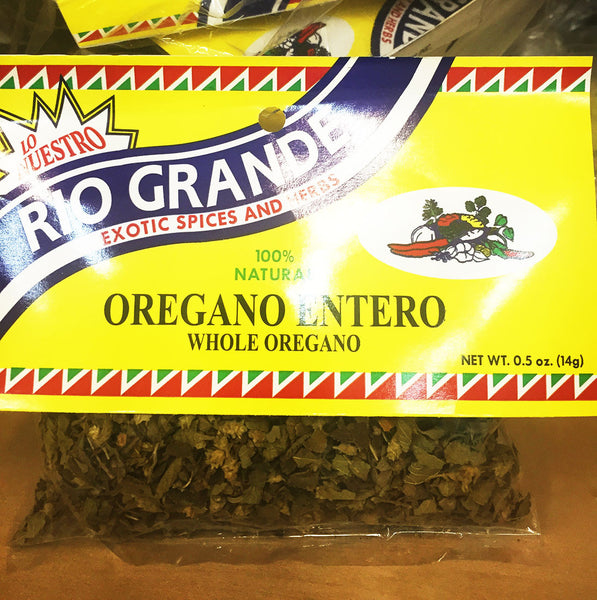 Oregano Entero