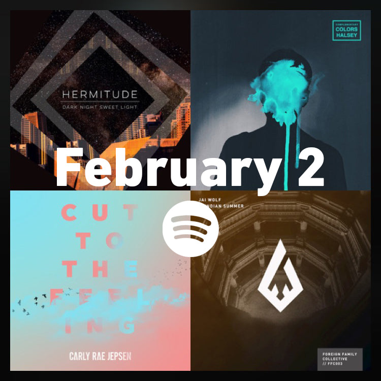 TIEM Music - February Playlist