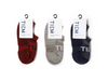 TIEM Low-cut Socks (3 pairs) - Multi