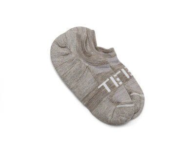 TIEM Low-cut Socks - Oatmeal/White
