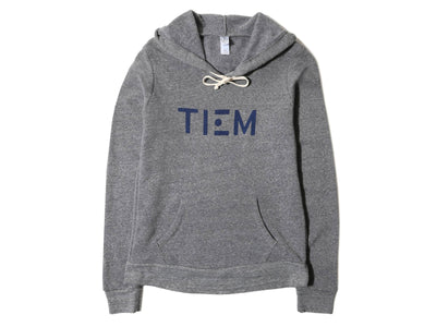 Slim Fit Eco Fleece Hoodie
