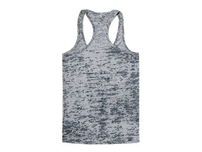 Racerback Tank Top - Gray