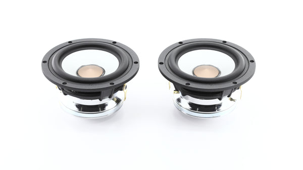 Audible Physics RG100 4 ohm Wideband Driver Pair