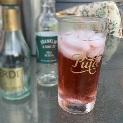 Hibiscus Tea Cooler