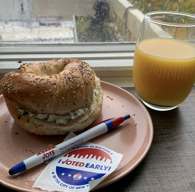 NYC VOTE Breakfast