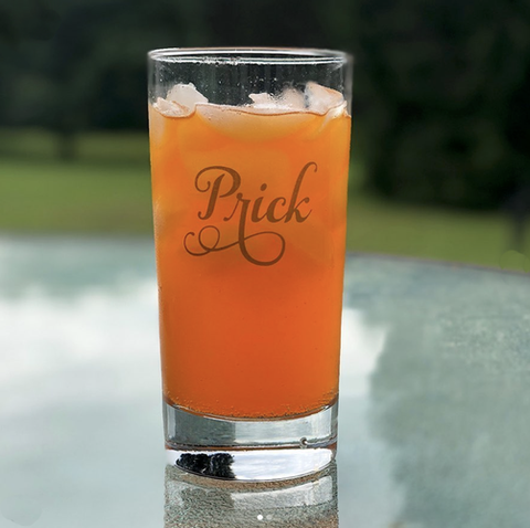 Prick badgirlbarware orange creamsicle