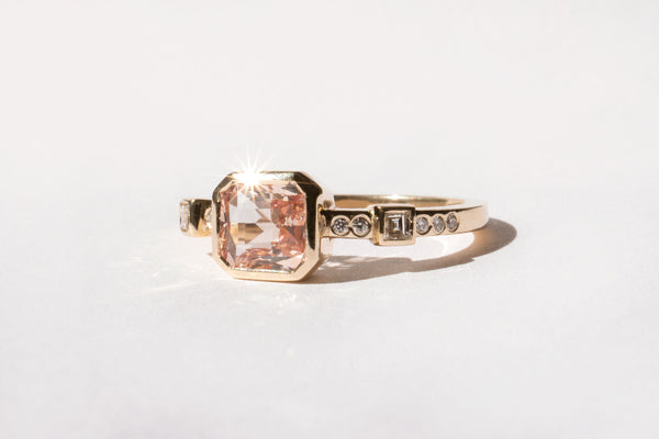 One of a kind Hikaru Ring No.1