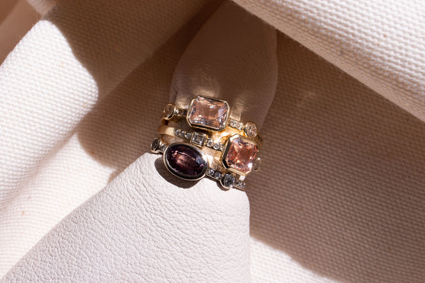 One of a kind Hikaru Ring No.3