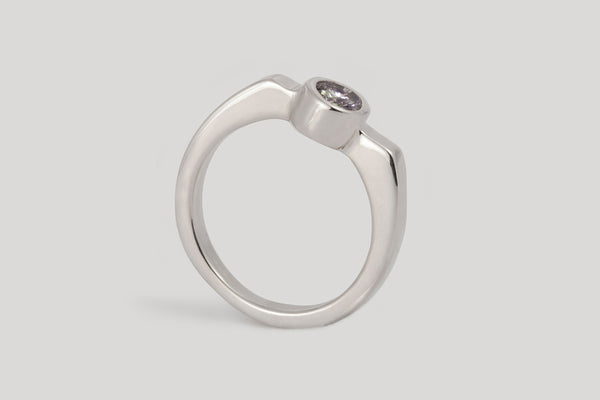 GREY DIAMOND MISAO RING
