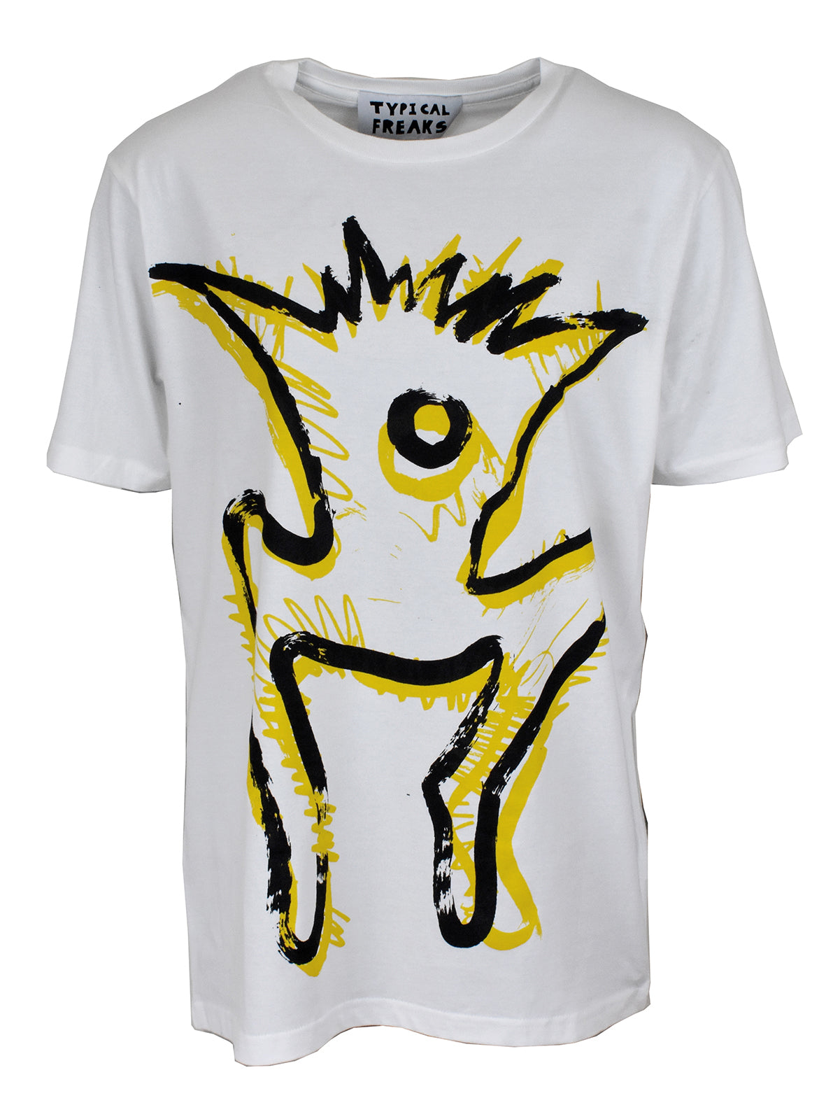 Yellow Monster T-Shirt