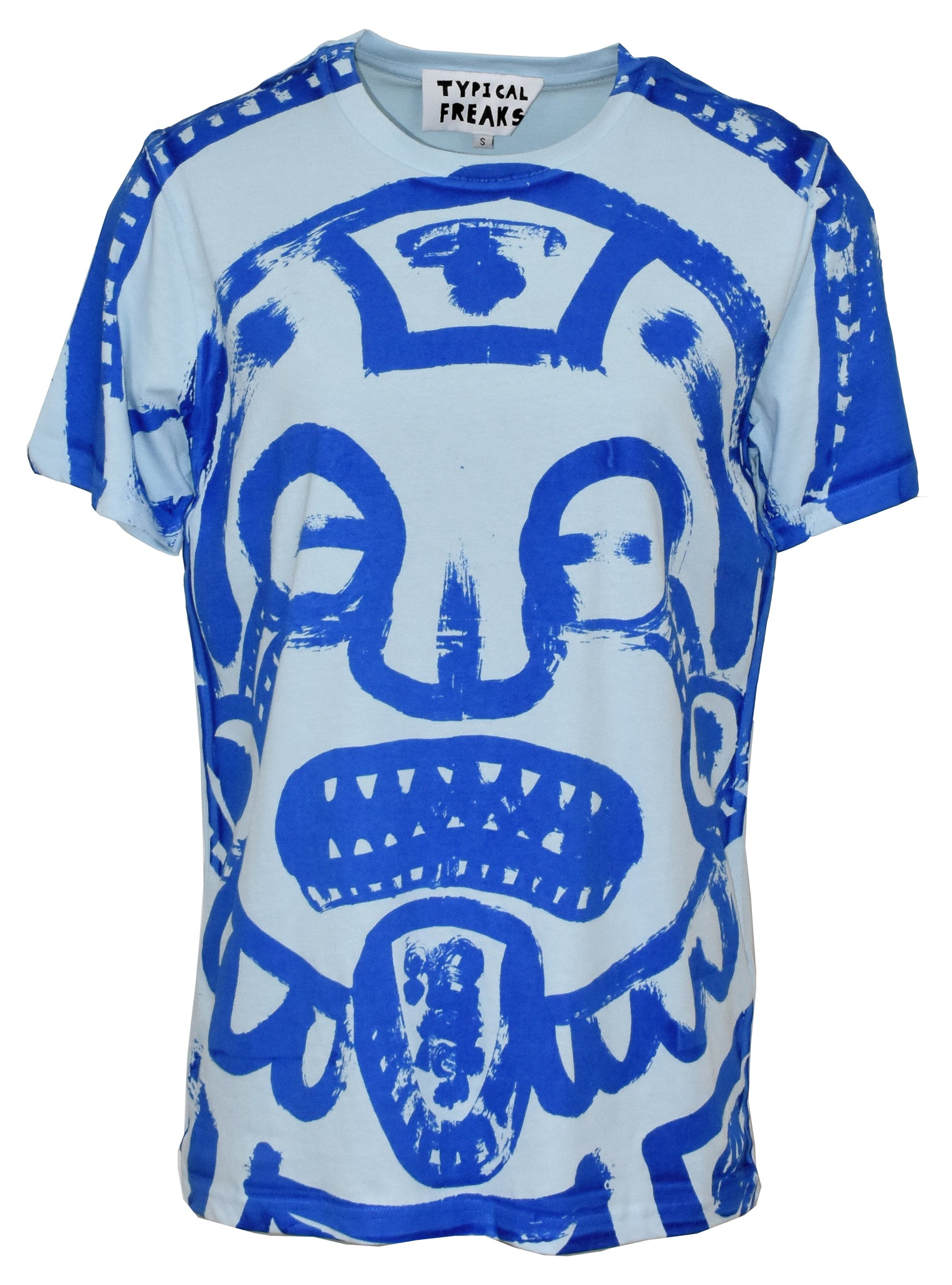 Blue Mask T-Shirt