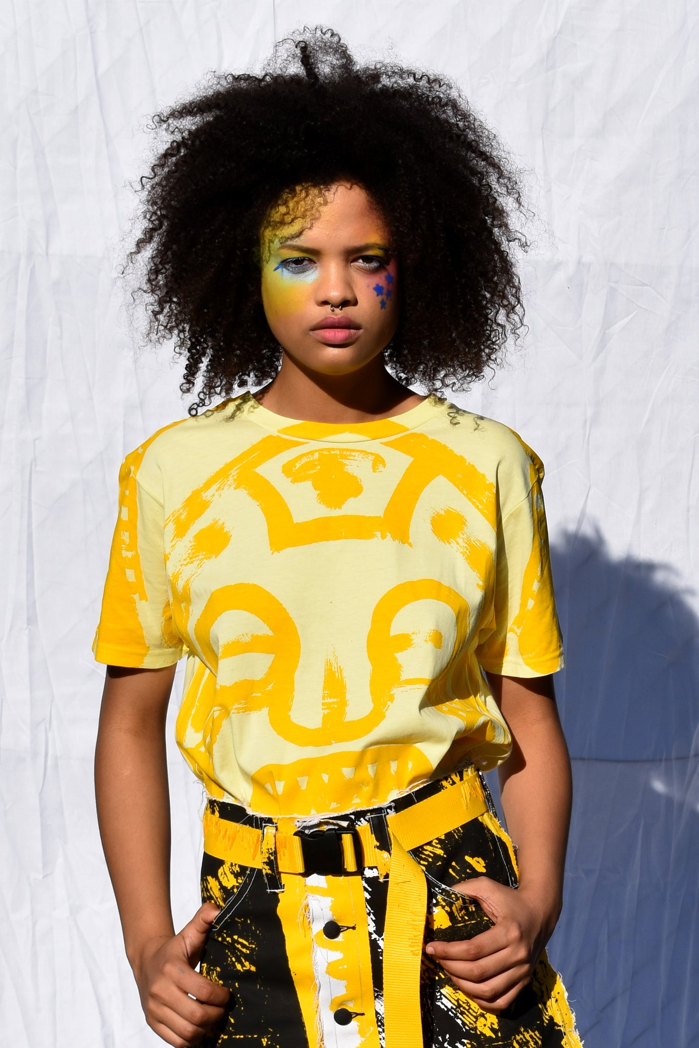 Yellow Mask T-Shirt