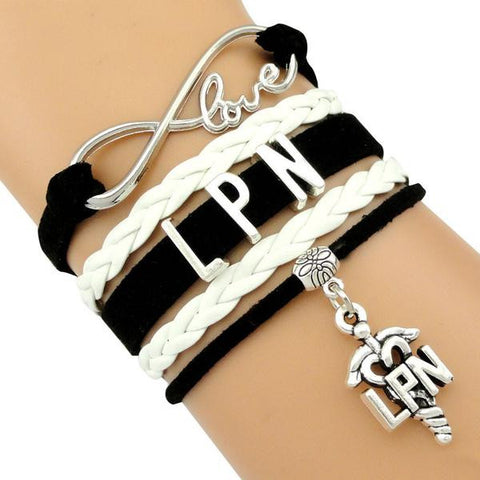 Gorgeous Nurse Bracelets LPN - Sale