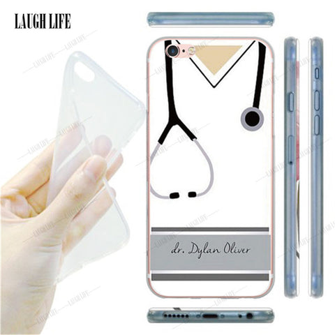 Nurse - Doctors Iphone Protective Cases