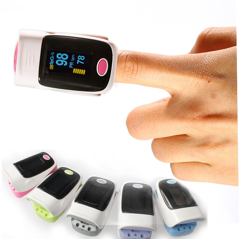 Pulse Oximeter CE/ISO Approved - (Stop Diabetes Campaign)
