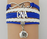 Gorgeous Nurse Bracelets CNA - Sale!