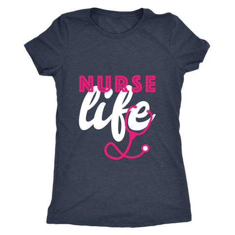 Nurse Life (Pink) - Custom Shirt