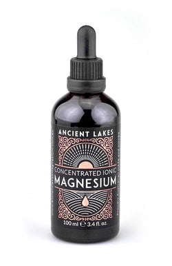Concentrated Ionic Magnesium Liquid 100mL
