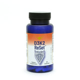 D3K2 RESET - VEGAN VITAMIN D3 AND K2 Dr Dean
