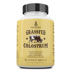 Ancestral Grass Fed Colostrum