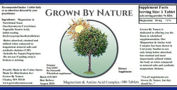 Grown by Nature Magnesium Re-Natured®