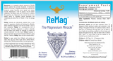 Dr Carolyn Deans ReMag - the Magnesium Miracle
