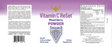 Dr Carolyn Deans Vitamin C ReSet Powder Drink - the Magnesium Miracle